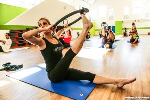 forum space roma evento pilates
