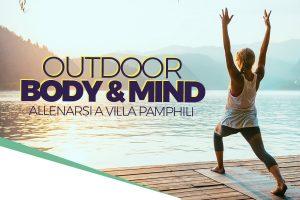 allenamento outdoor