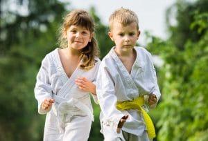 taekwondo bambini